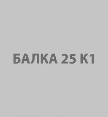 Балка 25К1